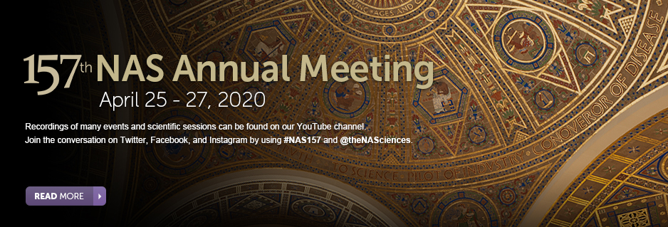 NAS Annual Meeting Online Public Program