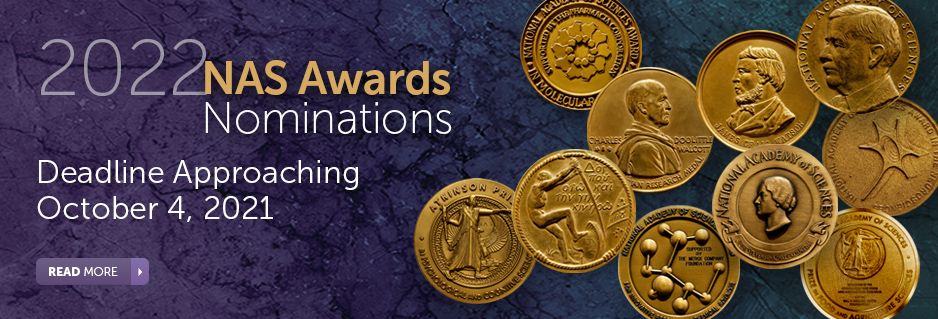 2022 Awards - Call for Nominations