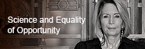A New Editorial by Marcia McNutt - Science and Equality of Opportunity
