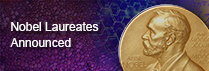 National Academy of Sciences members and foregin associates are among the receipients of the 2015 Nobel Prizes