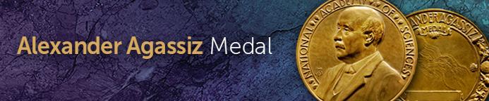 Alexander Agassiz Medal