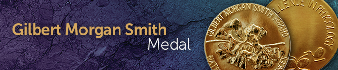 Gilbert Morgan Smith Medal