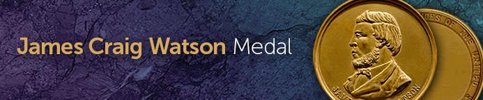 James Craig Watson Medal