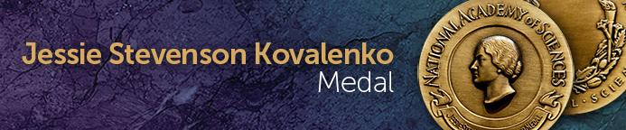 Jessie Stevenson Kovalenko Medal