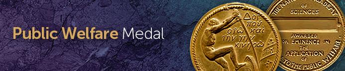 Header NAS Public Welfare Medal