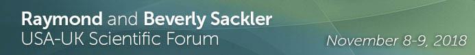 Sackler Forum Nov 2018