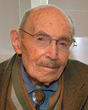 Elias Burstein (1917-2017)