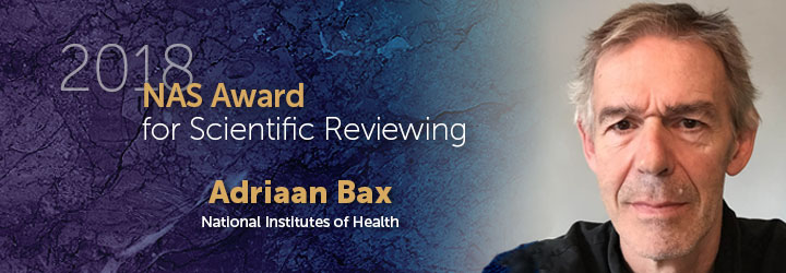 Bax, Adriaan 2018 Scientific Reviewing