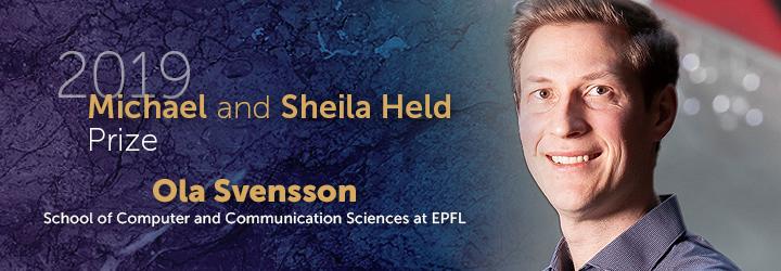 Held Svensson banner