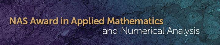 NAS Award in Applied Math